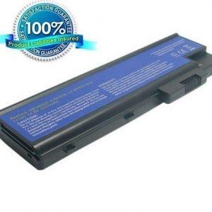 Acer TravelMate 4220 ja Aspire 5600 akku 4400 mAh - Musta