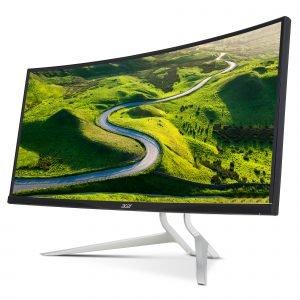Acer Xr382cq 37'' Kaareva Pelinäyttö