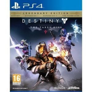 Activision Destiny Taken King Legendary Edition Ps4