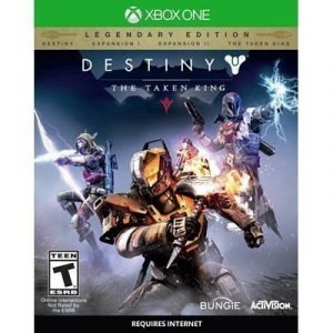Activision Destiny Taken King Legendary Edition Xbox One