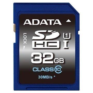 Adata ASDH32GUICL10-R Premier SDHC Muistikortti 32 GB