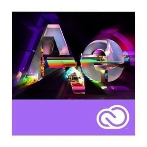 Adobe After Effects Cc Tilauslisenssi Adobe Multi European Languages Taso 1