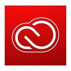 Adobe Cc For Teams W/stock Mlp Eng 1y Subs /usr Cs5+ Promo Vip-c1 Tilauslisenssi Adobe Eu English Taso 1