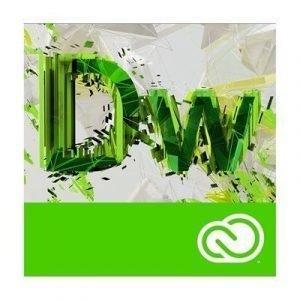 Adobe Dreamweaver Cc Mlp Eng 1y Subs /usr Cs5+ Promo Vip-c1 Tilauslisenssi Adobe Eu English Taso 1