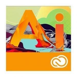 Adobe Illustrator Cc Mlp Eng 1y Subs /usr Cs5+ Promo Vip-c1 Tilauslisenssi Adobe Eu English Taso 1