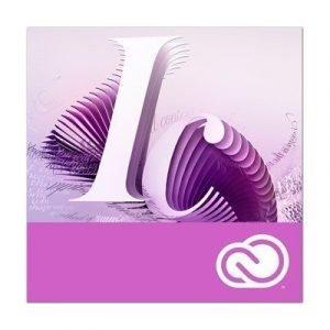 Adobe Incopy Cc Tilauslisenssi Adobe Multi European Languages Taso 1