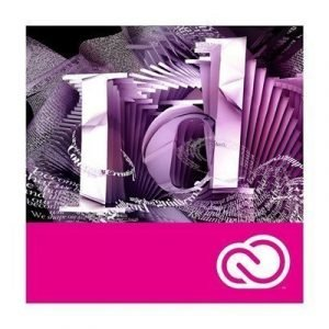 Adobe Indesign Cc Tilauslisenssi Adobe Multi European Languages Taso 1