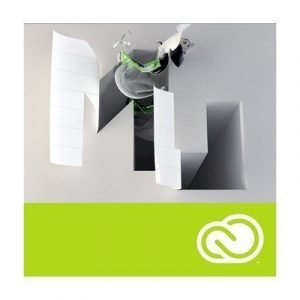 Adobe Muse Cc Mlp Mel 1y Subs /usr Cs5+ Promo Vip-c1 Tilauslisenssi Adobe Multi European Languages Taso 1