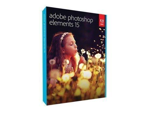 Adobe Photoshop Elements 15 Win/mac Englanninkielinen Dvd Päivitys