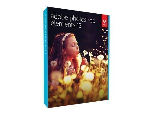 Adobe Photoshop Elements 15 Win/mac Englanninkielinen Dvd