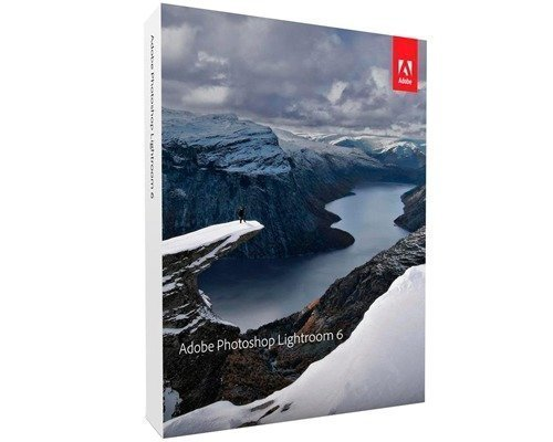 Adobe Photoshop Lightroom ( Vers. 6 )