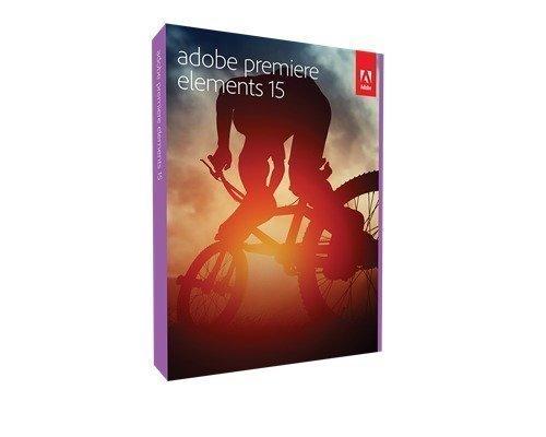 Adobe Premiere Elements 15 Win/mac Englanninkielinen Dvd Päivitys