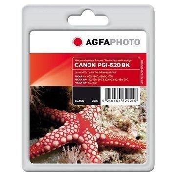 AgfaPhoto Mustepatruuna Canon PIXMA iP MP MX Series Musta