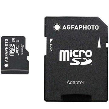AgfaPhoto Professional High Speed MicroSDXC Muistikortti 64Gt