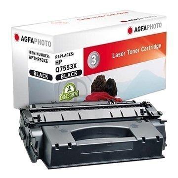 AgfaPhoto Värikasetti HP LaserJet M2727 P2014 P2015 Series Musta