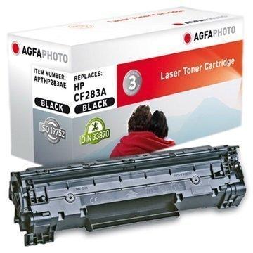 AgfaPhoto Värikasetti HP LaserJet Pro MFP M125 M126 M127 M128 Musta