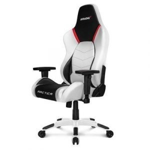 Ak Racing Arctica Premium Gaming Chair White