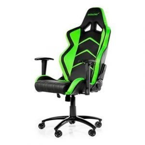 Ak Racing Player Gaming Chair Black/green
