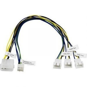 Akasa Pwm Splitter Smart Fan Cable