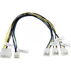 Akasa Pwm Splitter Smart Fan Cable