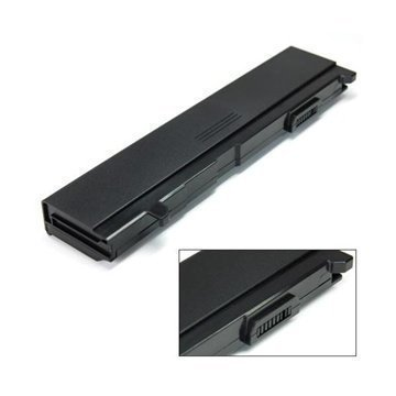 Akku Toshiba Satellite M70 / 340 / 343 / 348 / 396 / 395 / 394 Black 4400 mAh