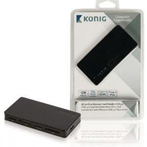 All-in-One-muistikortinlukija USB 3.0
