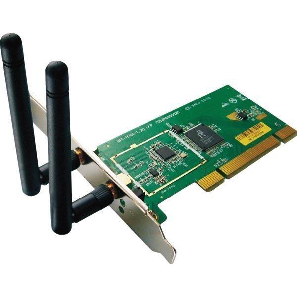 Allied Telesis langaton verkkokortti 300Mbps PCI 802.11b/g/n