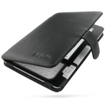 Amazon Kindle 2 PDair Leather Case Black