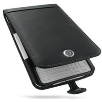 Amazon Kindle 3 PDair Leather Case 3BAMK3FX1 Musta
