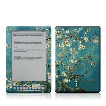 Amazon Kindle DX Blossoming Almond Tree Skin