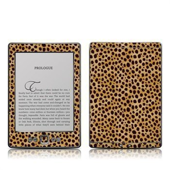 Amazon Kindle Fire 4 Cheetah Skin