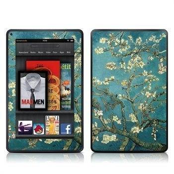 Amazon Kindle Fire Blossoming Almond Tree Skin