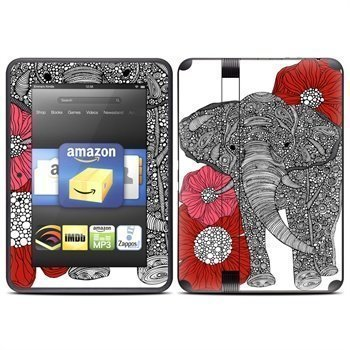 Amazon Kindle Fire HD 7 The Elephant Skin
