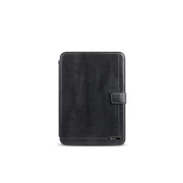 Amazon Kindle Fire HD 7 Zenus Masstige Neo Classic Diary Leather Case Darkgrey