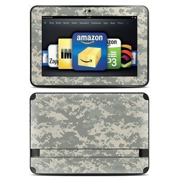 Amazon Kindle Fire HD 8.9 ACU Camo Skin