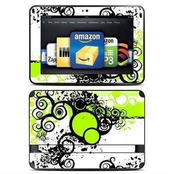 Amazon Kindle Fire HD 8.9 Simply Green Skin