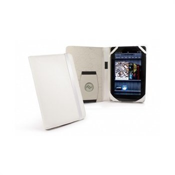Amazon Kindle Fire Tuff-Luv Embrace Leather Case White