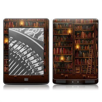 Amazon Kindle Touch Library Skin