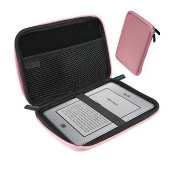 Amazon Kindle Touch iGadgitz Hard Case Pink