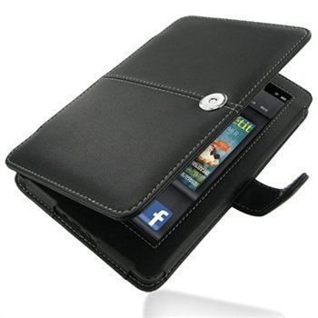 Amazon Kindle fire PDair Leather Case 3BAMKFBX1 Musta