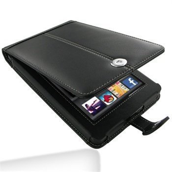 Amazon Kindle fire PDair Leather Case 3BAMKFFX1 Musta