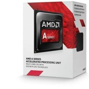 Amd A-sarja A10-7800 / 3.5 Ghz Suoritin Socket Fm2+