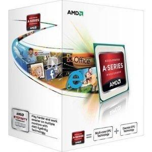 Amd A-sarja A4-5300 / 3.4 Ghz Suoritin Socket Fm2