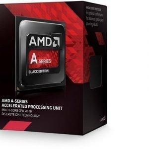 Amd A10-sarja A10-7850k / 3.7 Ghz Suoritin Socket Fm2+
