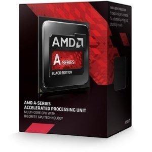 Amd A10-sarja A10-7870k / 3.9 Ghz Suoritin Socket Fm2+