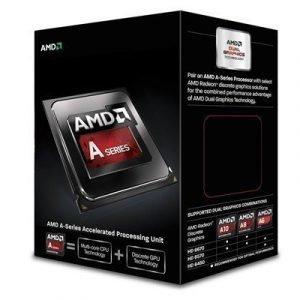 Amd A6-sarja A6-6400k / 3.9 Ghz Suoritin Socket Fm2