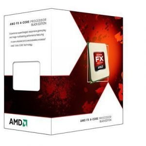 Amd Black Edition Amd Fx 4300 / 3.8 Ghz Suoritin Socket Am3+