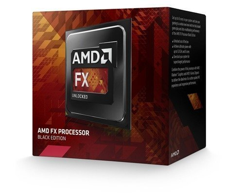 Amd Black Edition Amd Fx 8320e / 3.2 Ghz Suoritin Socket Am3+