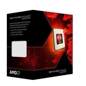 Amd Black Edition Amd Fx 8350 / 4 Ghz Suoritin Socket Am3+