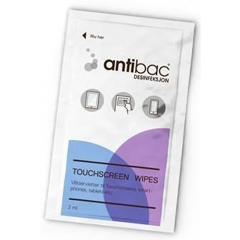 Antibac Antibac Touchscreen wipes 95 st